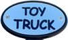 Toy Truck Hitch Cover