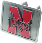 Nebraska Hitch Cover