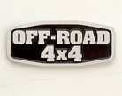 Off-Road 4x4 Hitch Cover