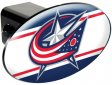 Columbus Blue Jackets Hitch Cover