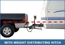 With Weight Distribution System