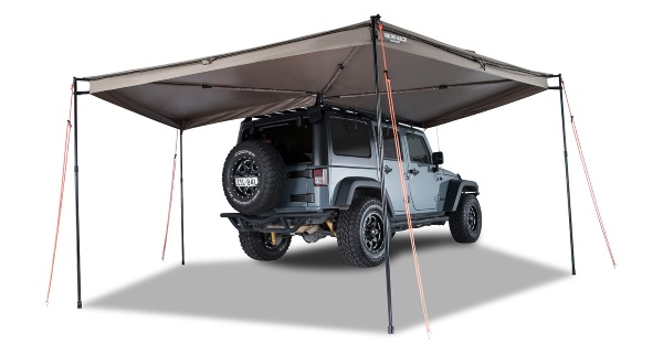 Rhino Rack Batwing Awning Right Hand