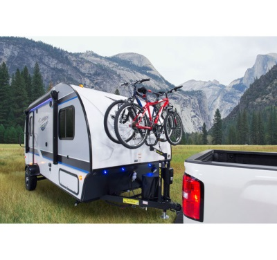 Trailer Jack-It Bike Rack