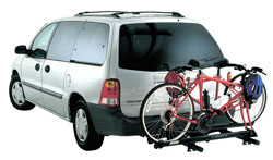 Rear Tray Bike Carrier
