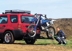Dirt Bike Carrier