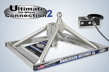 Aluminum Ultimate 5th Wheel Connection Gooseneck Model