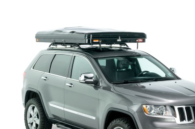 Tepui Hybox roof tent closed