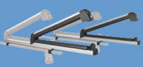 Sliding Thule 4 Ski Rack