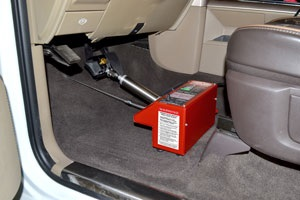 SMI Delta Force Portable Brake System In Car