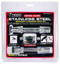 Trimax Stainless Steel TM31 Lock Set