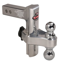 Aluminum Trimax Razor Adjustable Ball Mount