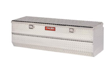 Chrome Diamond Plate RV Chest