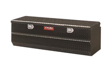 Black Diamond Plate RV Chest