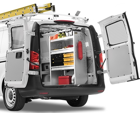 Ranger Design Van Application
